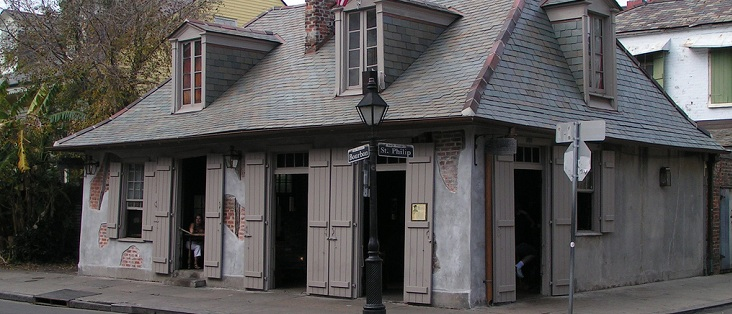 Lafitte's Blacksmith Shop Bar